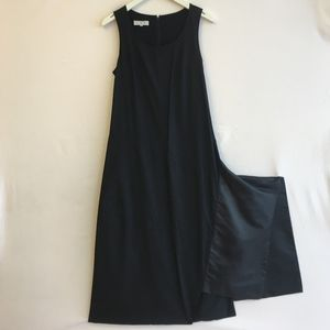 IRO - Black Full Length Sleeveless Dress